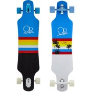 Ocean Pacific Sunset blue/white 39 Complete Longboard