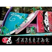 AJs Toy Boarders Skate Series