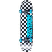 Speed Demons Checkers blue 7.25 Kids Complete Board