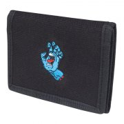 Santa Cruz Mini Screaming Hand black Wallet