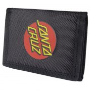 Santa Cruz Classic Dot black Wallet