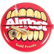 Almost Gold Nuts & Bolts 7/8 Allen screw Mounting Hardware