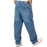 Reell Baggy retro mid blue Pant
