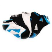 Globe Destroyer 5er Pack Knöchel Socken