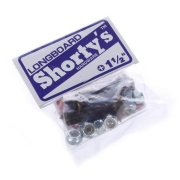 Shortys 1 1/2 Phillips screw Longboard Mounting Hardware