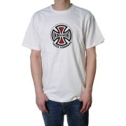 Independent Truck Company white T-Shirt