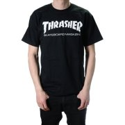 Thrasher Hometown black T-Shirt