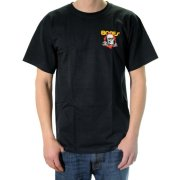Powell Peralta Ripper black Camiseta