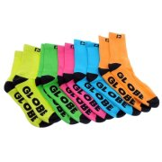 Globe Fluro colour 5er Pack Socken