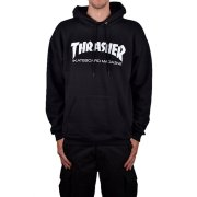 Thrasher Hometown black Hooded