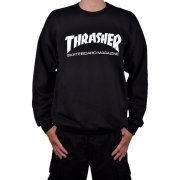 Thrasher Hometown black Sweater