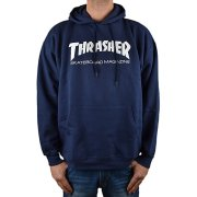 Thrasher Hometown navy Hooded