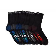 Globe Multi Stripe black 5er Pack Socken