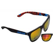 Santa Cruz Screaming Insider black/blue Sunglasses